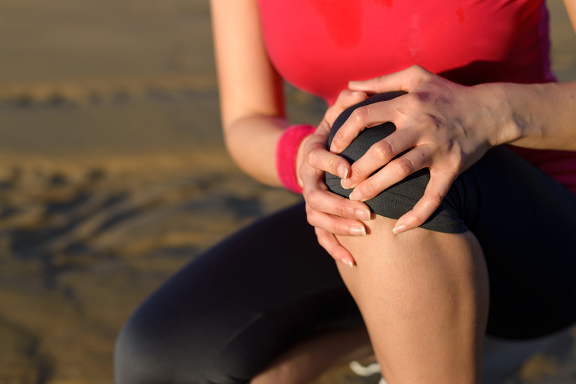 Mozgás fájós térddel - Árt vagy használ a biciklizés és a futás?