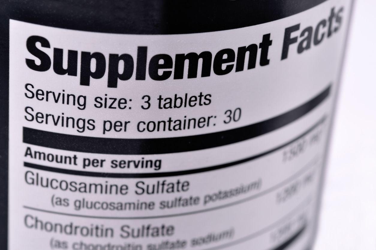 nagykereskedelmi kondroitin glükózaminnal