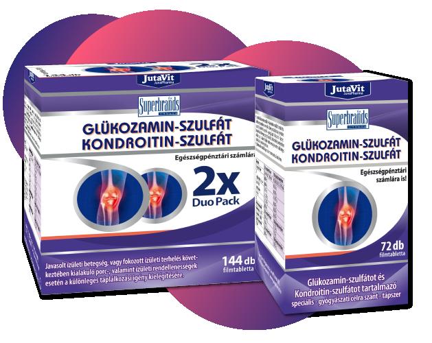 napi glükózamin és kondroitin igény)
