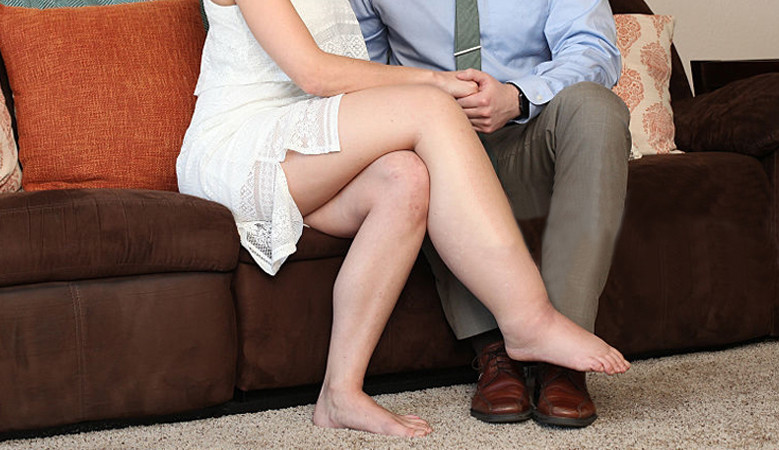ödéma az izom közelében, a láb közelében)