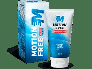 Motion Free - az ízületi és izomfájdalmakra - FIGYELEM promóció (%)