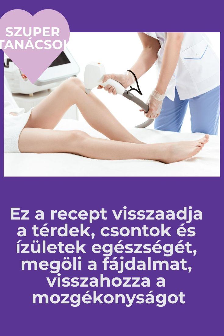 orvosok ajánlásait ízületi fájdalmak esetén