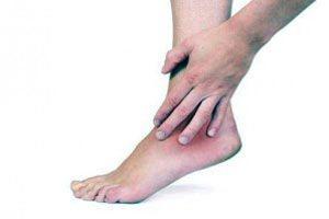 a térdízület kezelésének gennyes bursitisz fájó együttes 3 lábujj